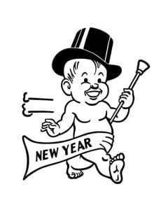 Happy New Year from your friends at The Chickenhawk!